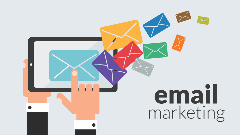 Over email marketing