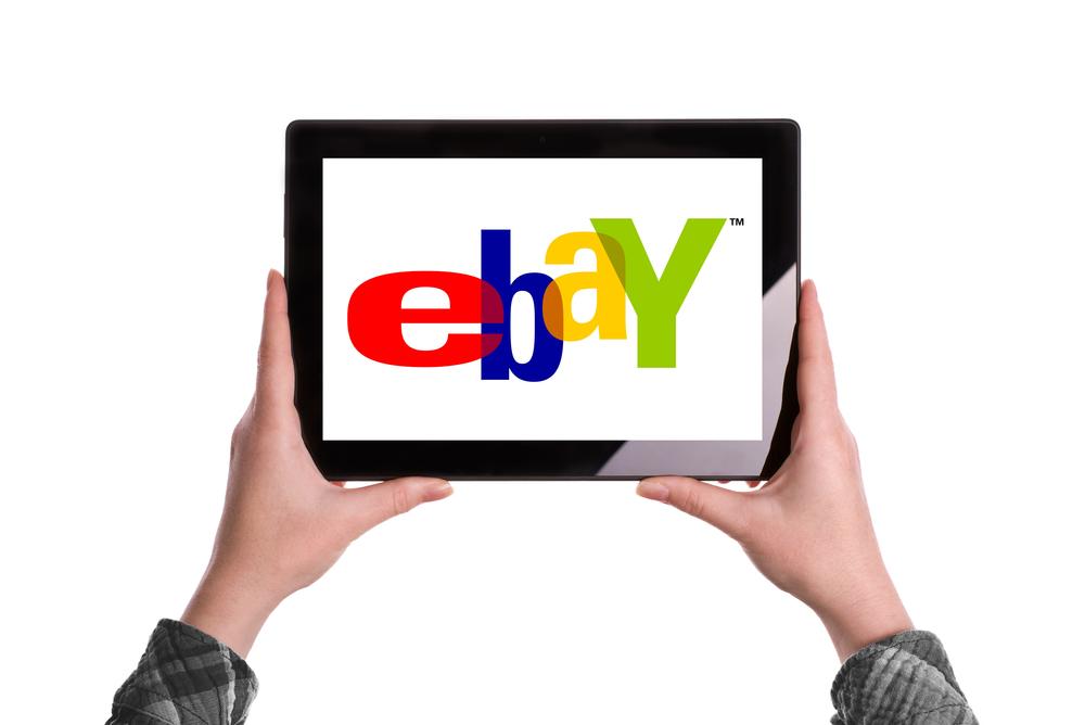 Het verkopen van items per opbod via eBay