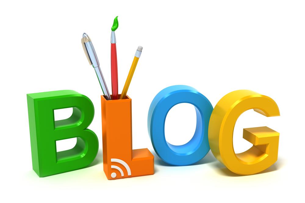 Een blog maken